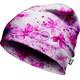 HAD Printed Fleece Nakrycie głowy Dzieci różowy/biały